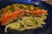 Salmon and Fennel in Parchment