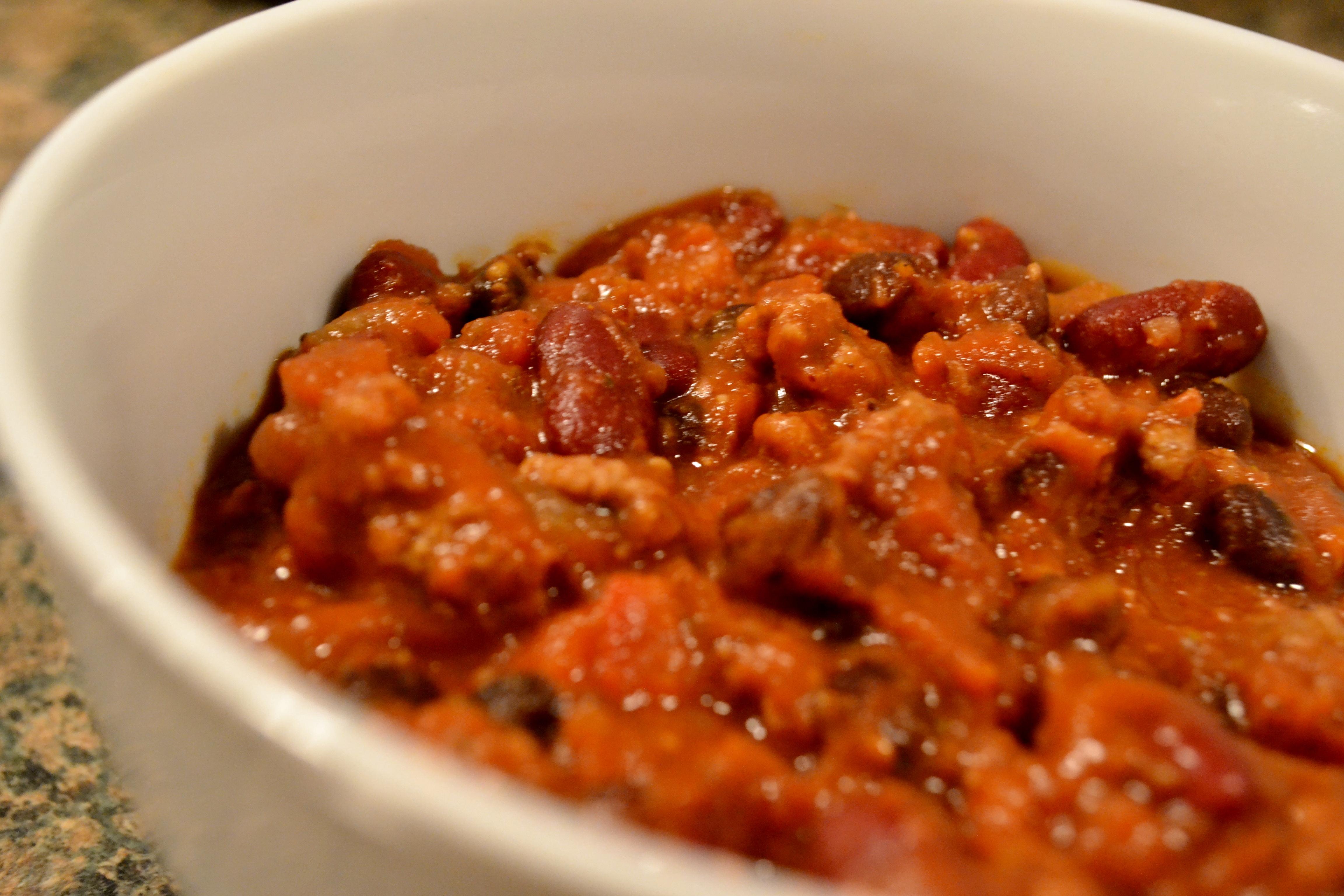 Antioxidant-Rich Chili