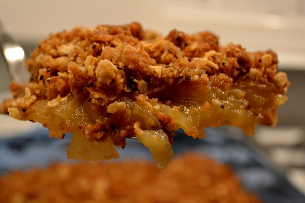 Autumn Apple Crisp